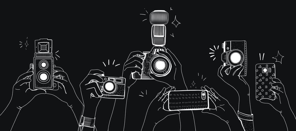 móviles de gama media con mejor cámara